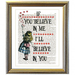 If You Believe in Me, I'll Believe in You