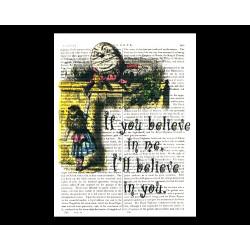 If You Believe In Me by Humpty Dumpty