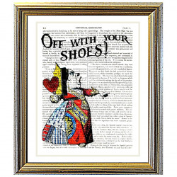 Off With Your Shoes !