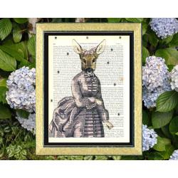 Deer Lady