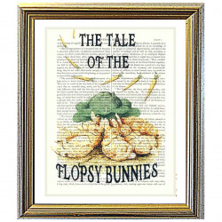 Beatrix Potter. The Tale of the Flopsy Bunnies