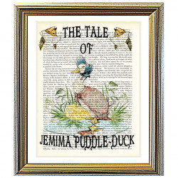 Beatrix Potter. The Tale of Jemima Puddle-Duck