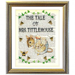 Beatrix Potter. The Tale of Mrs Tittlemouse