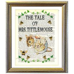 Beatrix Potter. The Tale of Mrs Tittlemouse