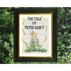 Beatrix Potter. The Tale of Peter Rabbit