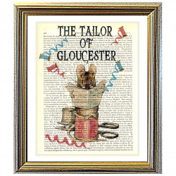 Beatrix Potter. The Tailor of Gloucester